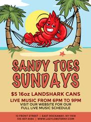 Lazy Lobster Sunday