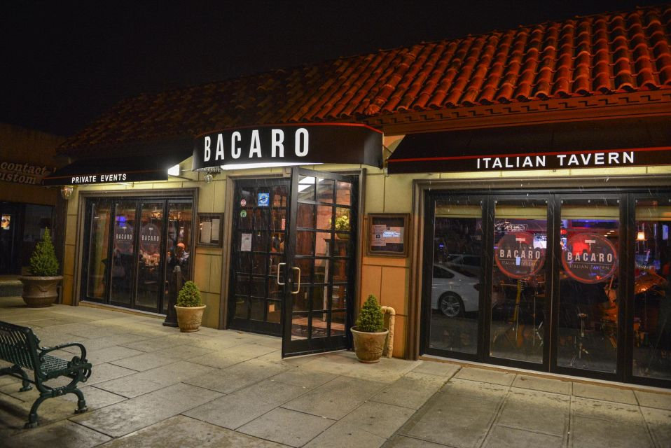 Bacaro outside