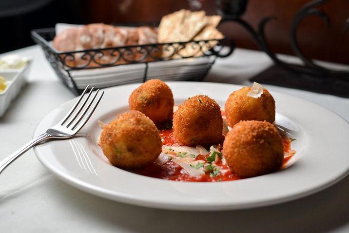 Bacaro Riceballs