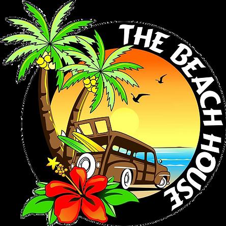 The Beach House Logo