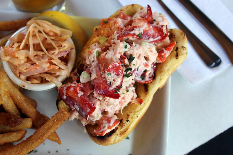 Churchills Lobster Roll