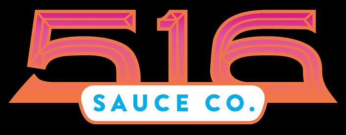 516 Hot Sauce Website Logo