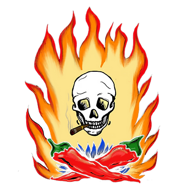 Feel The Fire Hot Sauces