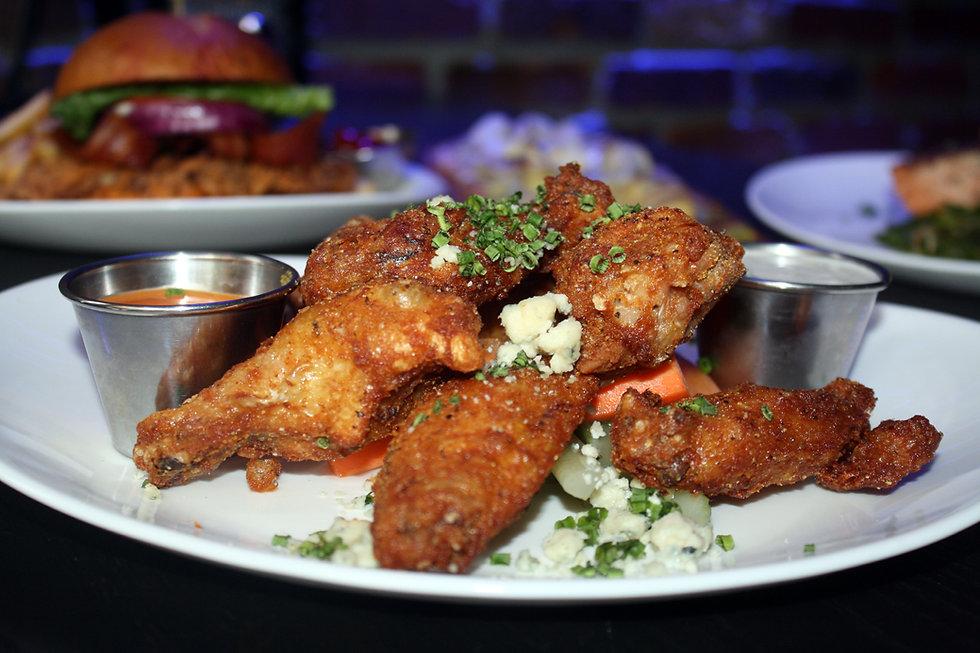 Chelsea Bell Chicken Wings