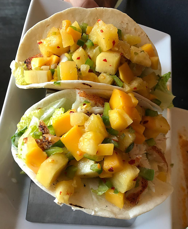 Elliots Fish Tacos