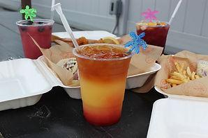 Lazy Lobster Frozen Drinks