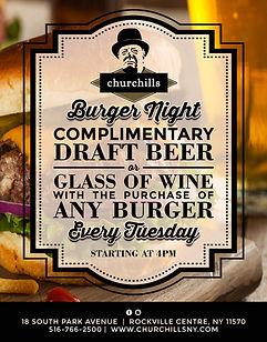 Churchills Burger Night.jpg