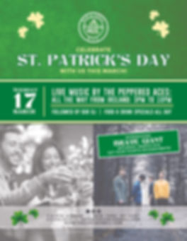 Cheslea Bell St. Patricks Day Plans