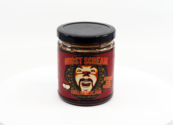 Ghost Scream ~ Chili Garlic Jam