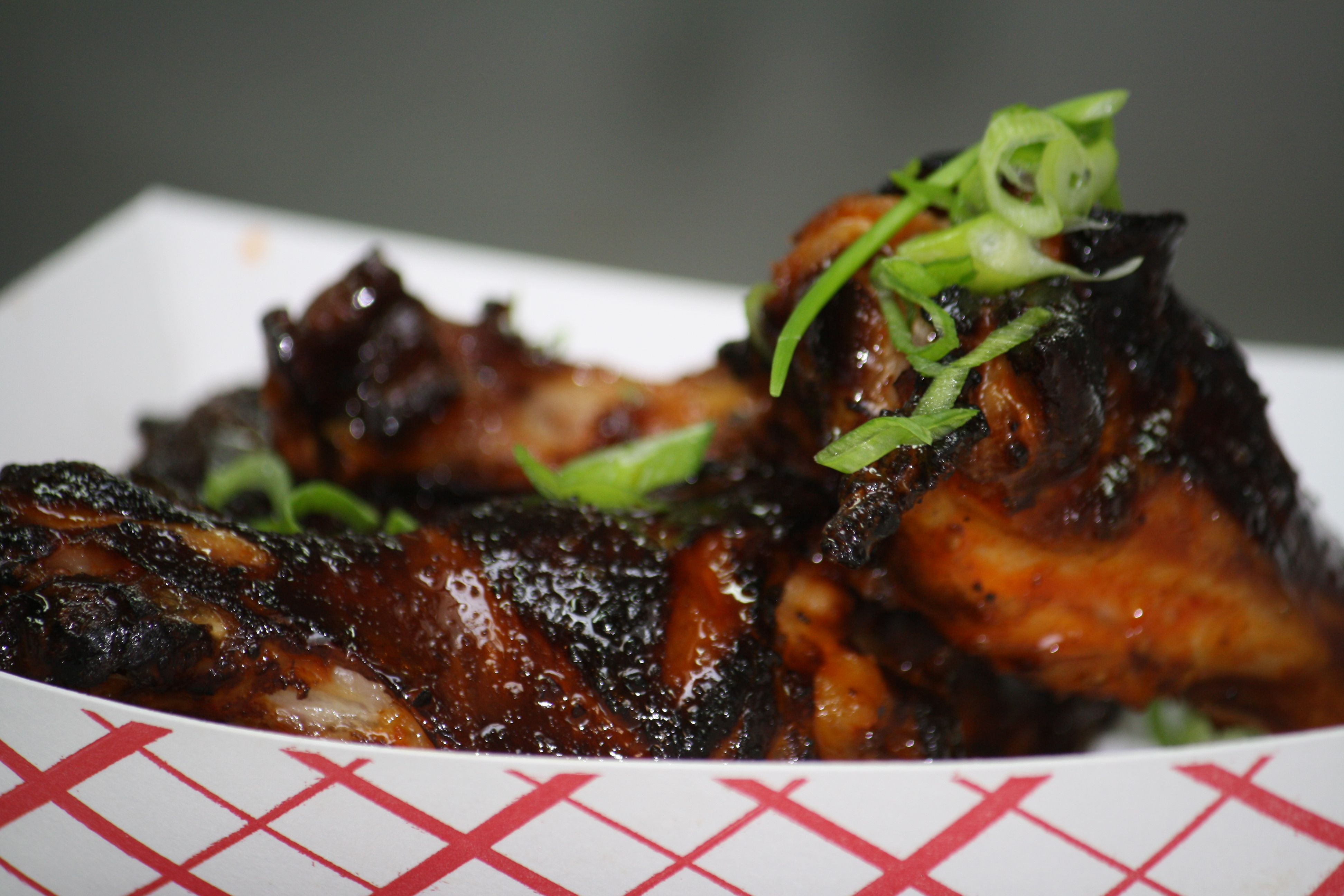 Maple Tree BBQ Chicken Wings