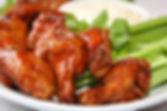 Johnny McGorey Pub chicken wings