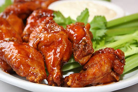 Johnny McGorey Pub chicken wings