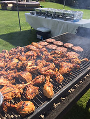 BBQ Party Catering