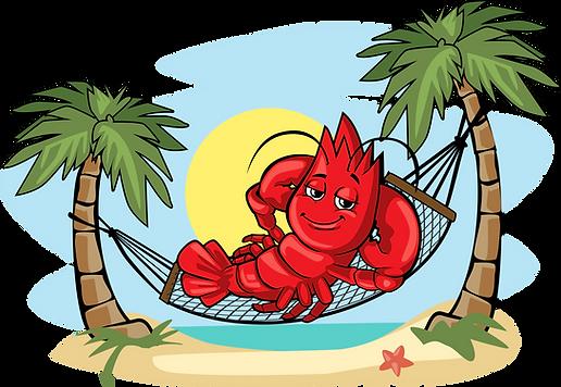 Lazy Lobster Logo