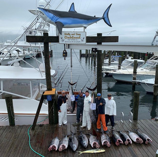 Fishing at Oaklnads