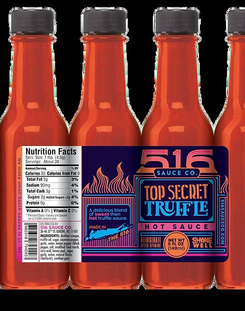 516 Truffle Hot Sauce