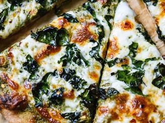 Spinach White Pie