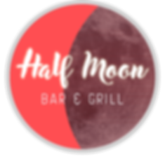 Half Moon Bar Logo