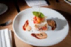 Chadwicks American Chop House & Bar Lobster Quesadilla