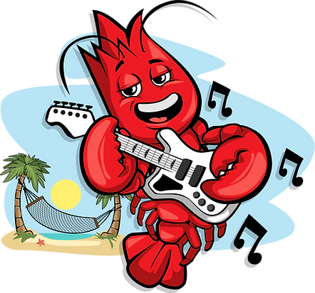 Lazy Lobster Logo