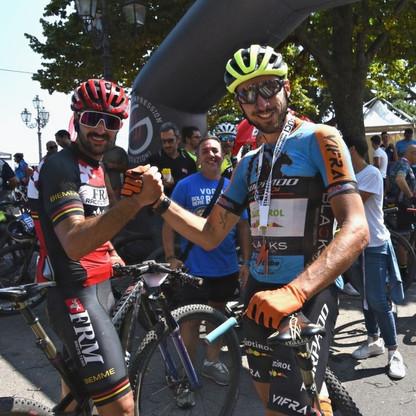 con Riccardo Chiarini