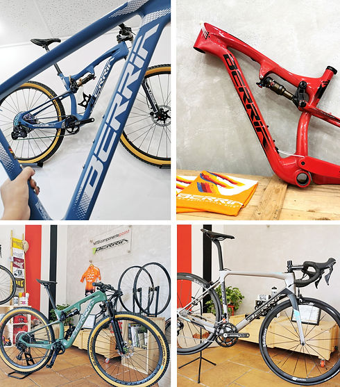 Biciclette Berria Bikes