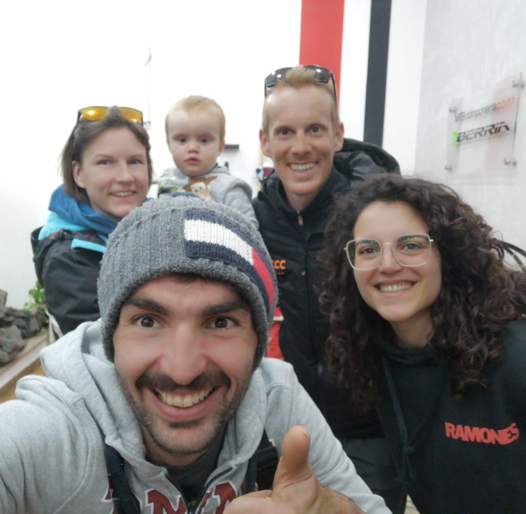 con Alessandro De Marchi