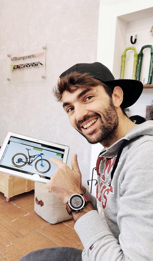 Configuratore biciclette personalizzate