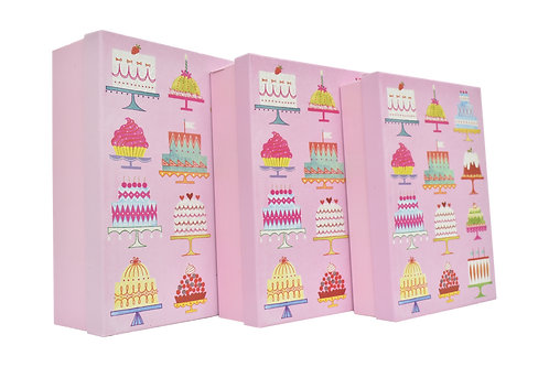 MA-114 PINK CAKES