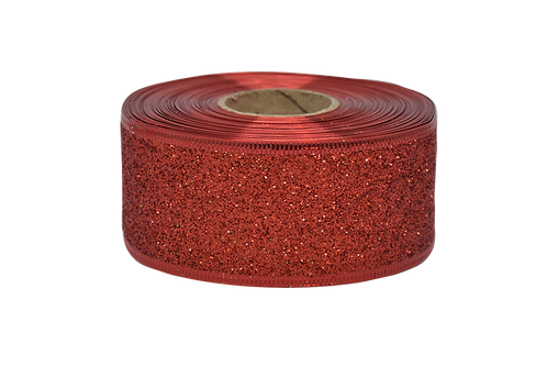 D-001 GLITTER RED