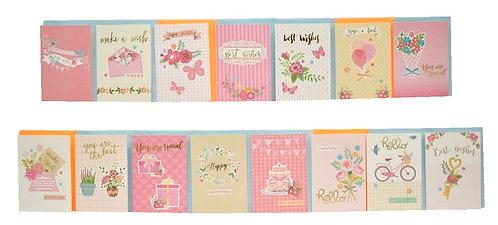 V-009 HELLO CARDS