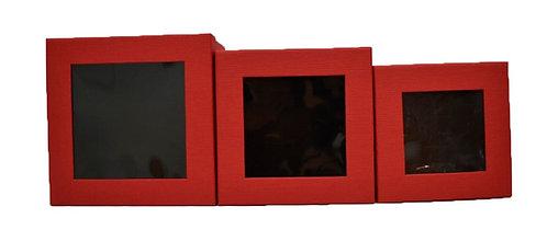 MA-214 RED WINDOW