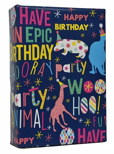 VA-060 HAVE AN EPIC BIRTHDAY