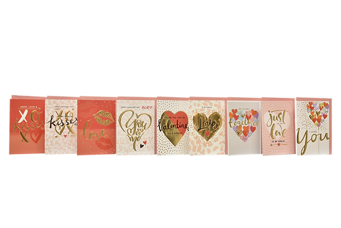 V-003 LOVE CARDS