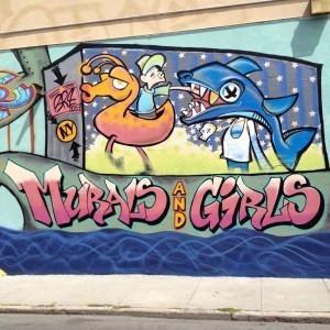 sa murals girls
