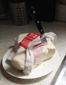 Queso Fresco - fresh homemade cheese!
