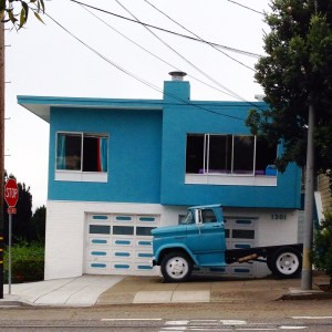 house truck