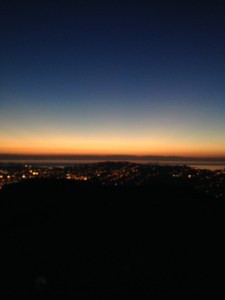 sf sunrise softfocus