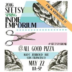 SF Etsy Spring Emporium 2016