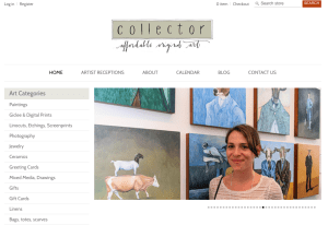 New Store – Collector Art Shop in Berkeley