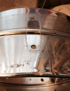 Ludwig 1965 Drum Kit – Before
