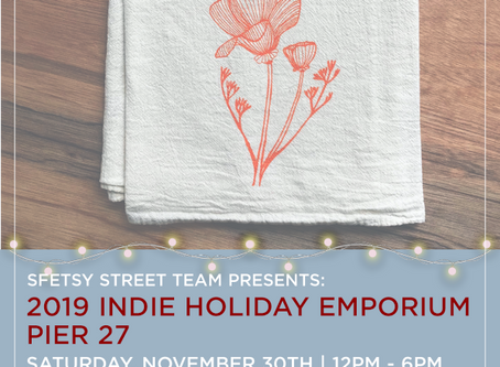 2019 Holiday Shows! Shop local with The Heated.