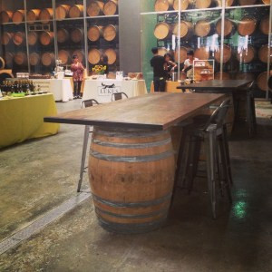 Bluxome Winery October Market