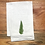 umbrela fern dish towel