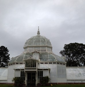 Conservatory of Flowers Field Trip