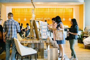 West Elm Emeryville Pop-Up This Friday