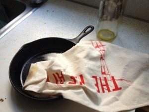 What Dish Towels Can Do, Again