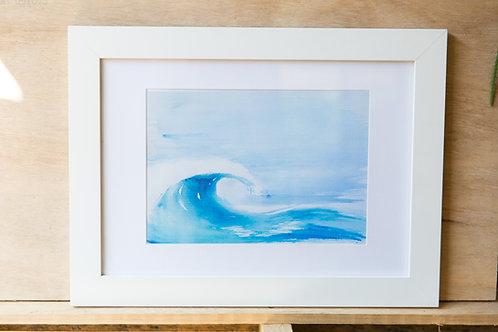 Watercolour Waves