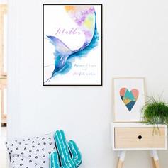 SIGNAGE BOARD - Mermaid