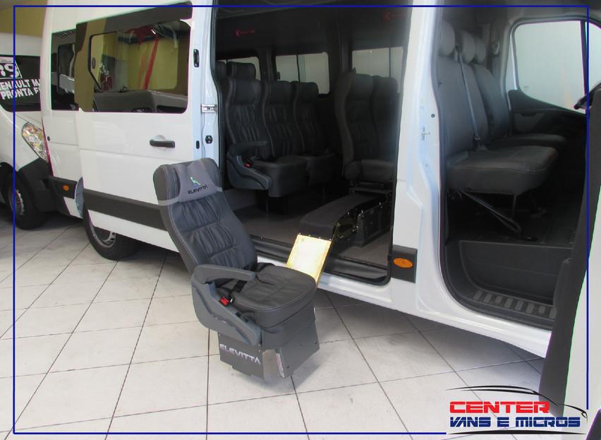 Renault Master com Acessibilidade 2019